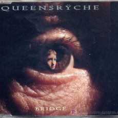 CDs de Música: QUEENSRYCHE / BRIDGE (CD SINGLE 2004). Lote 214324298