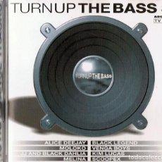 CDs de Música: TURN UP THE BASS 3 (CD). Lote 214328472