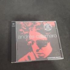 CDs de Musique: CD 1953  ANDRÉS CALAMARO HONESTIDAD BRUTAL-CD DE MUSICA SEGUNDA MANO. Lote 238533185
