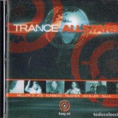 CDs de Música: TRANCE ALLSTARS ( 2 CD´S). Lote 214333607