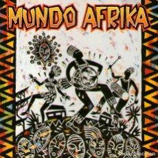 CDs de Música: MUNDO ÁFRICA - CON PAUL SIMON, PETER GABRIEL, DEEP FOREST Y OTROS - CD 20 TRACKS - SONY MUSIC 1996. Lote 214335032
