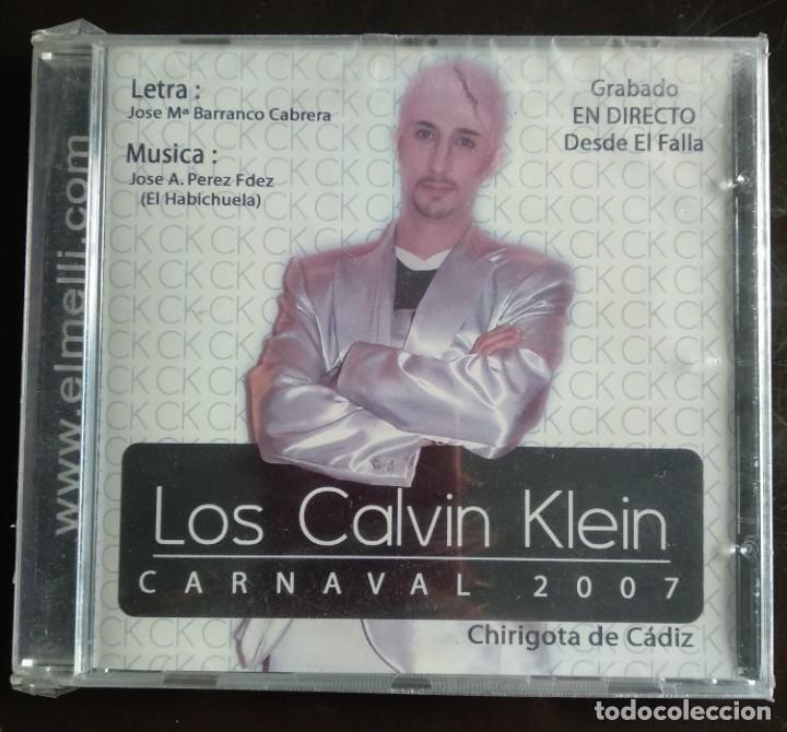 CD CARNAVAL CÁDIZ 2007 CHIRIGOTA DE BARRANCO EL LACIO (Música - CD's Otros Estilos)