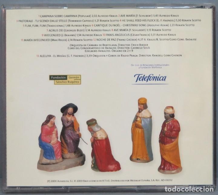 CDs de Música: CD. ORO INCIENSO Y MIRRA. LOS BELENES EN ESPAÑA - Foto 2 - 214381711