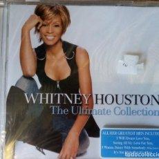 CDs de Música: WHITNEY HOUSTON LA ULTIMA COLECCIÓN PRECINTADO. Lote 214387588