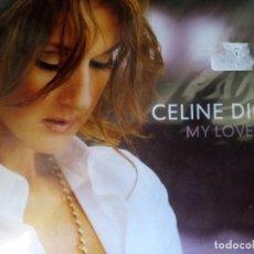 CDs de Música: CELINE DION MY LOVE PRECINTADO. Lote 214389241