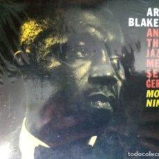 CDs de Música: ART BLAKEY EXTRAORDINARIO BATERISTA PRECINTADO. Lote 214390458