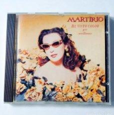 CDs de Música: HE VISTO COLOR POR SEVILLANAS - MARTIRIO. Lote 214347896