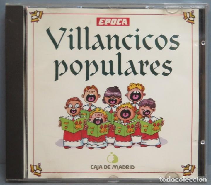 CD. VILLANCICOS POPULARES. EPOCA (Música - CD's Otros Estilos)