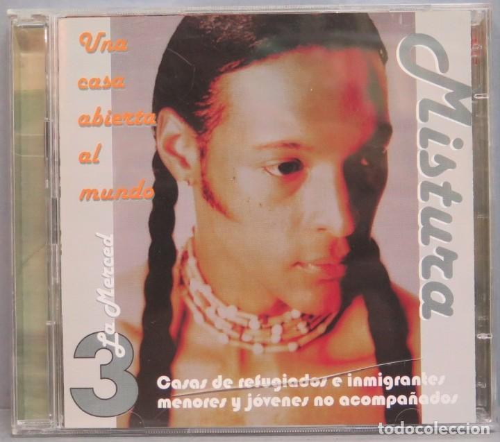 CD. MISTURA. UNA CASA ABIERTA AL MUNDO. 3 (Música - CD's Otros Estilos)