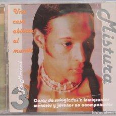 CDs de Música: CD. MISTURA. UNA CASA ABIERTA AL MUNDO. 3. Lote 214422698
