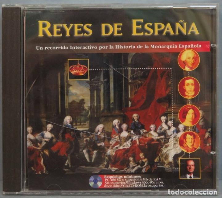 CD. REYES DE ESPAÑA (Música - CD's Otros Estilos)