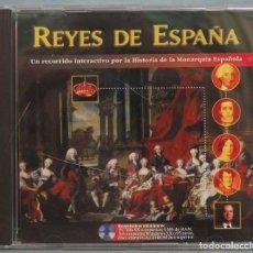 CDs de Música: CD. REYES DE ESPAÑA. Lote 214422997