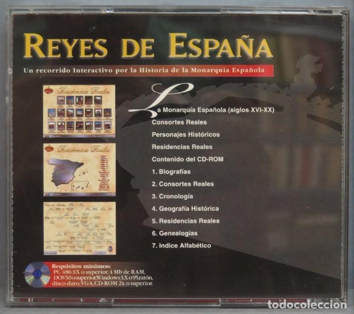 CDs de Música: CD. REYES DE ESPAÑA - Foto 2 - 214422997