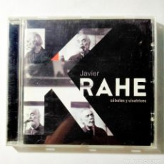 CDs de Música: CÁBALAS Y CICATRICES - JAVIER KRAHE. Lote 214347871