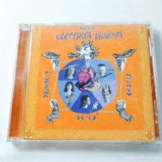 CDs de Música: EL VENTRE DE LA BÈSTIA - COMPANYIA ELÈCTRICA DHARMA. Lote 214347920