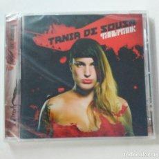 CDs de Música: TANIATANK - TANIA DE SOUSA (NUEVO-PRECINTADO). Lote 214348273