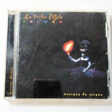 CDs de Música: LE TRIBU IOTA - MUSIQUE DE CIRQUE - ZELWER. Lote 214348276