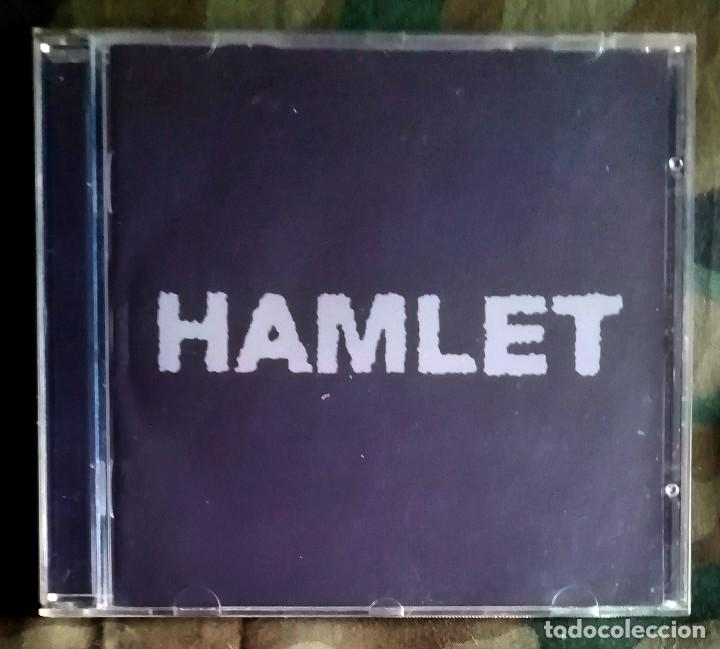 HAMLET – HAMLET CD, SPAIN 2002 (Música - CD's Heavy Metal)