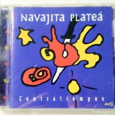 CDs de Música: CONTRATIEMPOS - NAVAJITA PLATEÁ. Lote 214347866