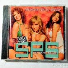 CDs de Música: ARMADAS CON EL GROOVE - SALT, PEPPER & SUGAR. Lote 214347915