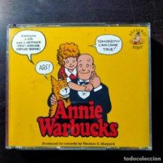 CDs de Música: ANNIE WARBUCKS - VARIOUS. Lote 214347900