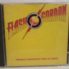 CDs de Música: QUEEN - FLASH GORDON - ORIGINAL SOUNDTRACK - CD - 1986 - WEST GERMANY - NM+/NM+. Lote 214457151