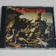 CDs de Música: THE POGUES / CD / RUM,SODOMY & THE LASH. Lote 214471166