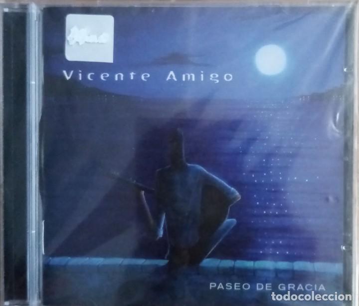VICENTE AMIGO PASEO DE GRACIA. PRECINTADO (Música - CD's Flamenco, Canción española y Cuplé)