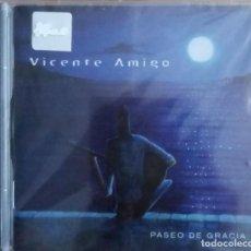 CDs de Música: VICENTE AMIGO PASEO DE GRACIA. PRECINTADO. Lote 214473375