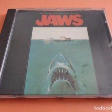 CD de Música: JAWS / ORIGINAL SOUNDTRACK / TIBURÓN / BANDA SONORA / JOHN WILLIAMS / CD. Lote 214483228