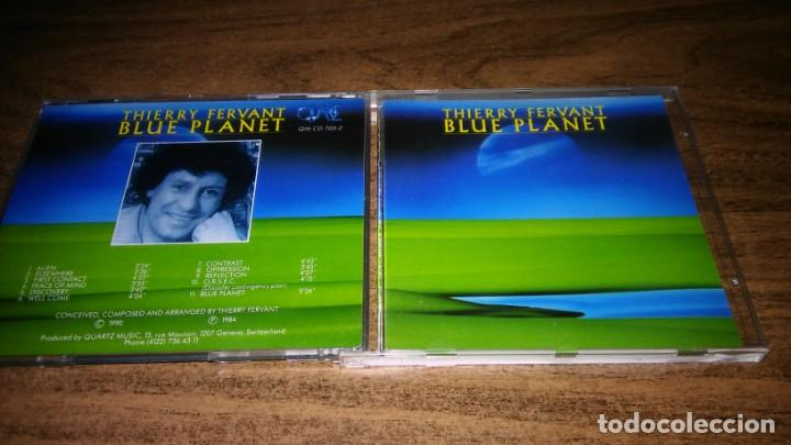 THIERRY FERVANT - BLUE PLANET (Música - CD's New age)