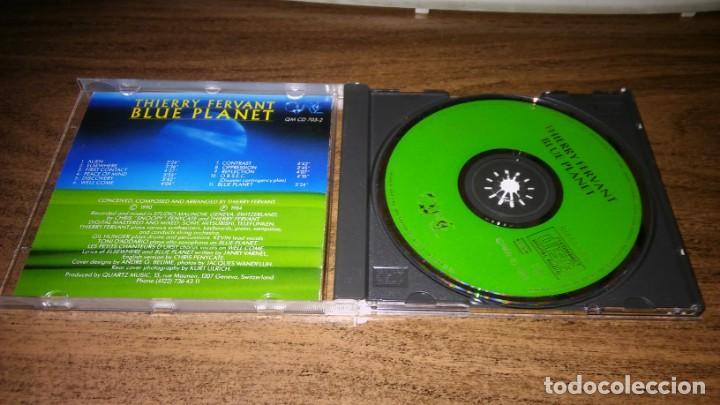 CDs de Música: THIERRY FERVANT - BLUE PLANET - Foto 2 - 214502552