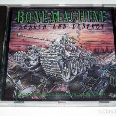 CDs de Música: CD BONE MACHINE - SEARCH AND DESTROY. Lote 214530355