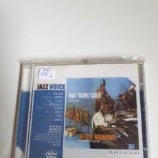 CDs de Música: NAT KING COLE AND HIS TRIO* ?– AFTER MIDNIGHT: THE COMPLETE SESSION, JV.102, TEMAS EN DESCRIPCIÓN.. Lote 214541310