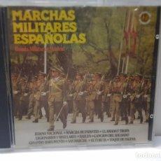 CDs de Música: CD MARCHAS MILITARES ESPAÑOLAS AÑO 1990. Lote 214552620