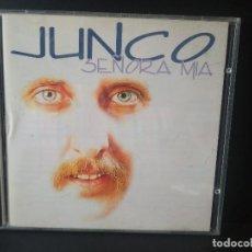 CDs de Música: JUNCO, SEÑORA MÍA, CD ALBUM 1995 PEPETO. Lote 214558051