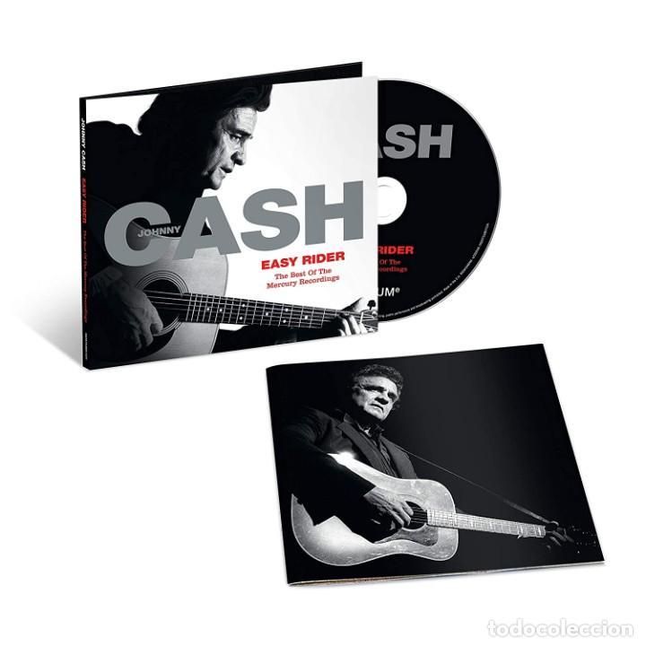 CDs de Música: JOHNNY CASH Easy Rider: The Best Of The Mercury Recordings - Foto 2 - 214569737