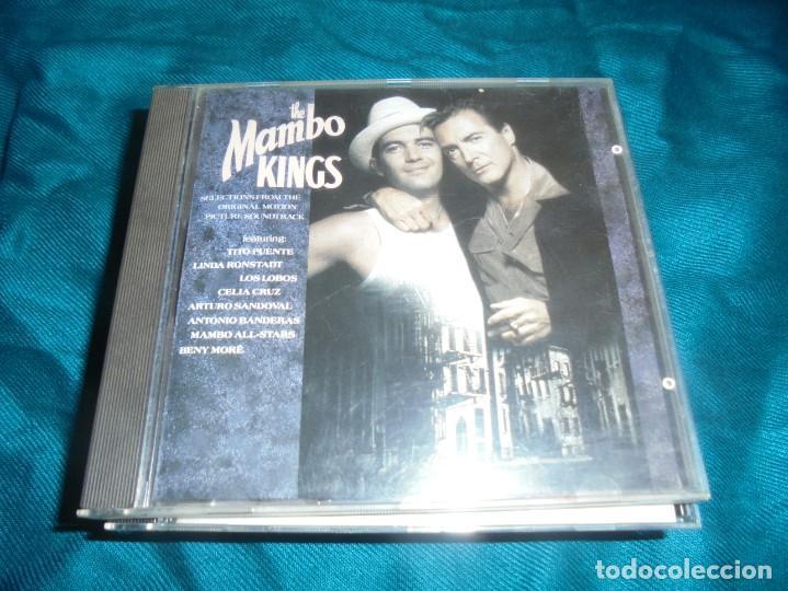 THE MAMBO KINGS. BSO. ELEKTRA, 1992. CD (Música - CD's Bandas Sonoras)