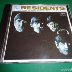 CDs de Música: THE RESIDENTS / MEET THE RESIDENTS / ¡¡¡UNA JOYA DEL AVANT-GARDE!!! / CD. Lote 214639277