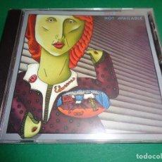 CDs de Música: THE RESIDENTS / NOT AVAILABLE / ¡¡¡UNA JOYA DEL AVANT-GARDE!!! / CD. Lote 214639352
