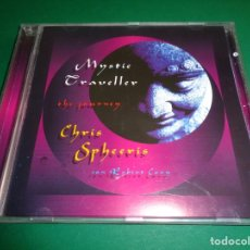 CDs de Música: CHRIS SPHEERIS / MYSTIC TRAVELLER / CD. Lote 214639753