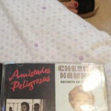 CDs de Música: G-32 CD MUSICA LOTE DOS CD AMISTADES PELIGROSAS CHESNEY HAWKES Y TAM TAM GO ROXETTE. Lote 214677378