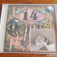 CDs de Musique: JAVIER SOLÍS - 14 DE COLECCION. Lote 214681955