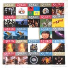 CDs de Música: QUEEN 24 CD PRECINTADOS DISCOGRAFIA COMPLETA COMPACT DISC ALBUM CD + BOOK. FREDDIE MERCURY BRIAN MAY. Lote 251098985
