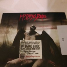 CDs de Música: MY DYING BRIDE. SONGS OF DARNESS. WORLD OF LIFE. CD.. Lote 214685736