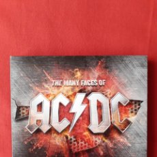 CDs de Música: THE MANY FACES OF AC/DC THE ULTIMATE TRIBUTE TO AC/DC 3 CD. Lote 214700697