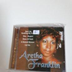 CDs de Música: ARETHA FRANKLIN ?– ORIGINAL RECORDINGS, EUROTREND ?– CD 152.502, TEMAS EN LA DESCRIPCIÓN.. Lote 214726837