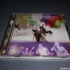 CDs de Música: TRST4. C. CD. JUAN FORMELL Y LOS VAN VAN. EN EL MALECÓN DE LA HABANA. Lote 214738108