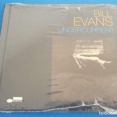 CDs de Música: CD / BILL EVANS - UNDERCURRENT, NUEVO Y PRECINTADO. Lote 214747873