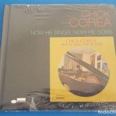 CDs de Música: CD / CHICK COREA - NOW HE SINGS, NOW HE SOBS, NUEVO Y PRECINTADO. Lote 214748143